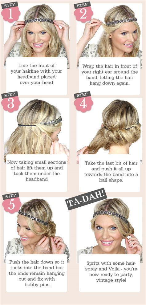 5 Easy Steps To This Vintage Updo   Beauty and the Boutique
