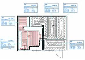 Photos of Air Source Heat Pump Layout