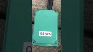 Qs-60a Drum Switch Wiring