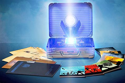 Marvel Cinematic Universe, Phase 1 Blu-ray Box Set Giveaway
