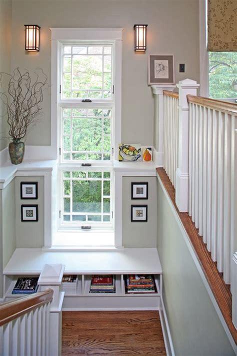 staircase landing gorgeous