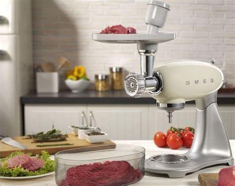 smeg küchenmaschine zubehör smeg smmg01 fleischwolf aufsatz f 252 r smf01 k 252 chenmaschine original zubeh 246 r ebay