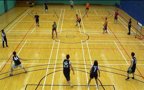 olahraga dodgeball perkembangan  indonesia  manfaatnya