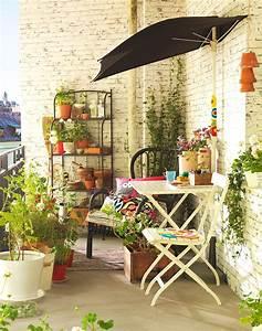 Balkon Ideen Sommer : 15 sch ne balkon ideen f r den sommer ~ Markanthonyermac.com Haus und Dekorationen