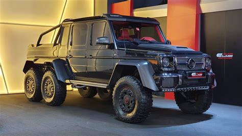 14,8 millions used cars for sale. Mercedes-Benz G63 AMG 6x6