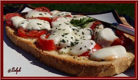 bruschetta italienne  la gourmande