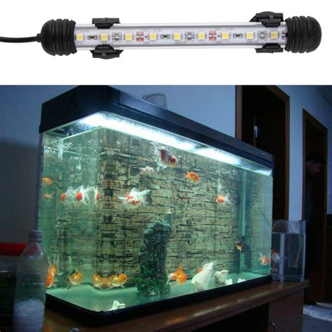 Waterproof Underwater Aquarium Fish Tank Led Light Bulb