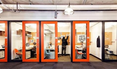 Top 10 Most Amazing Office Design Ideas