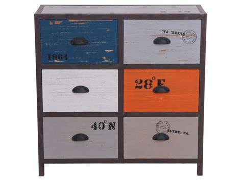 promo cuisine conforama meuble de cuisine style industriel 12 promo commode