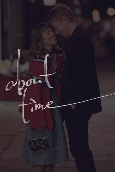 'About Time (2013)' film poster Redesign on Behance