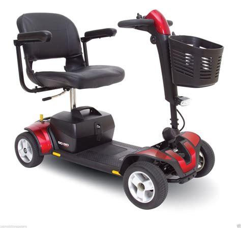 pride mobility go go sport travel electric scooter sc74