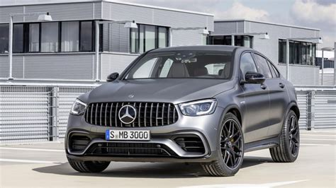 Does this sound familiar to you? 2020 Mercedes-AMG GLC63 Coupe blitzes the New York Auto Show - Roadshow