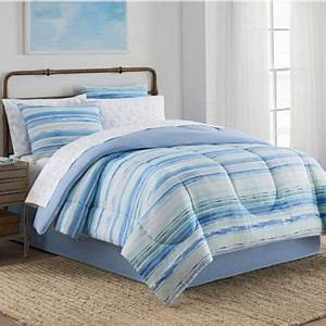 Blue Comforters Sets Comforter With Matching Curtains Full