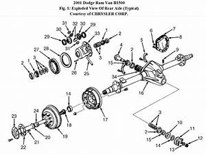 2004 Dodge Ram 1500 Front Suspension Diagram
