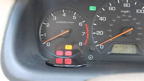 how to reset check engine light honda accord diagnosing a check engine light on a 6th generation accord
