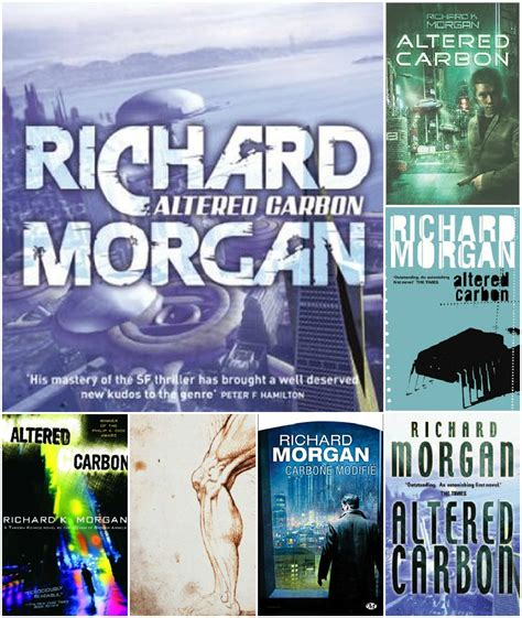 book review altered carbon  richard morgan