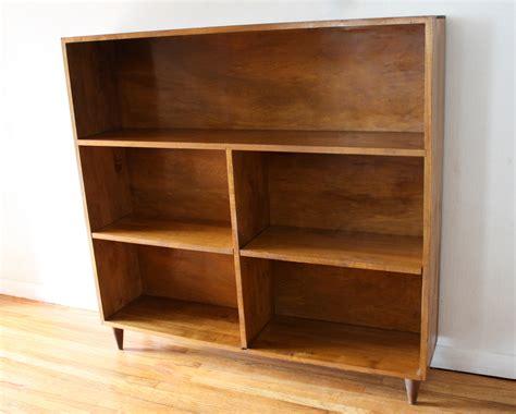 Bookshelves : Mid Century Modern Bookshelves And Bookcases