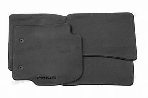 Genuine toyota luxury prius carpet floor car mats 05 09 for Original toyota floor mats