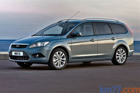 ford focus station wagon  amazing photo gallery