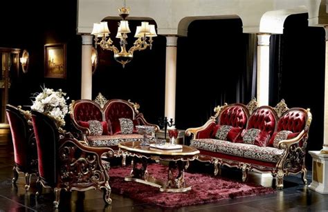 modern baroque interior designs