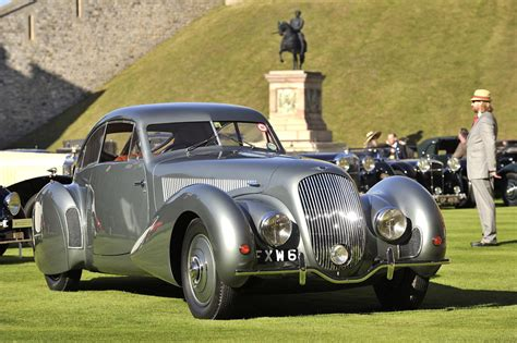 The Windsor Castle Concours Delegance In Pictures