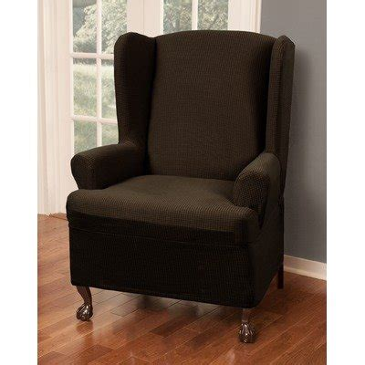 Discount Chair Slipcovers by Wing Chair Slipcovers June 2012 If Finding The Best