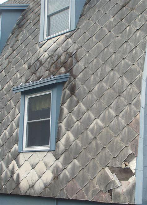 asbestos cement roof shingles decades  asbestos