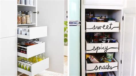 image de placard de cuisine 20 conseils pour mettre de l ordre dans ses placards de