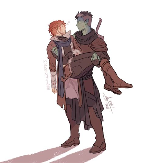 Fjord Dnd by Critical Role Fjord Tumblr