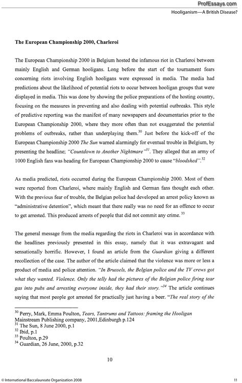 Essay Format by Best Photos Of Essay Format Exles Proper Essay Format