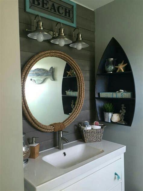 Theme Bathroom Ideas by Mirror Instead Of Medicine Cabinet It