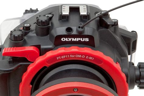 INON Announces Compatibility with Olympus E-M1/PT-EP11