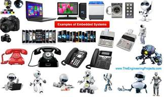 embedded design real exles of embedded systems the engineering projects