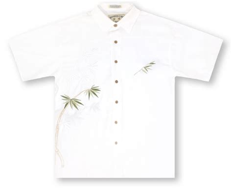 bamboo cay hawaiian shirts from aloha shirt shop bamboo cay flying bamboos white bc 40