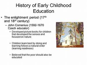 Introduction and History of Early Childhood Education  ppt download