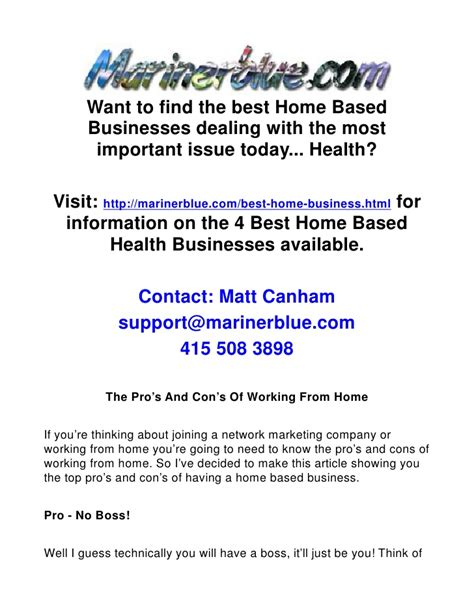 pros and cons of working from home the pro s and con s of working from home
