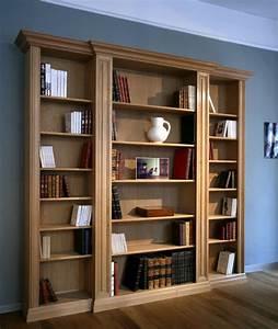 Bibliothèque Peu Profonde : bibliotheque meuble ~ Premium-room.com Idées de Décoration