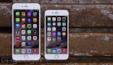 iphone 6 y iphone 6 plus an 225 lisis 191 m 225 s grande es siempre