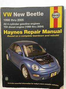 Details About Volkswagen Vw New Beetle 98