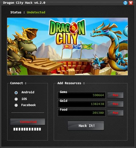Dragon City Hack Tool 2016 100% Working Download