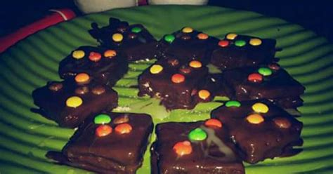 resep wafer coklat kancing oleh octariza dhaniar cookpad