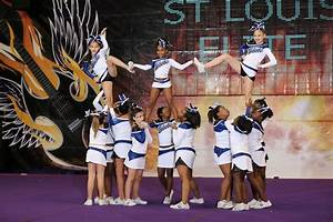 Good Luck St Louis Elite Cheerleaders! – Kids World Gymnastics