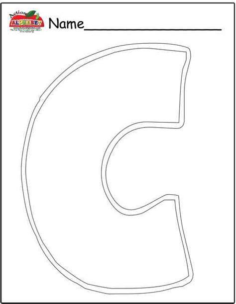 letter c activities preschool lesson plans 183 | Letter Crafts C