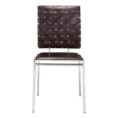 criss cross dining chair modern in designs