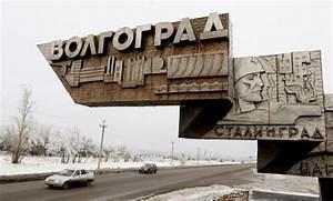 The Return Of Stalingrad  Russian Region Proposes Renaming Airport