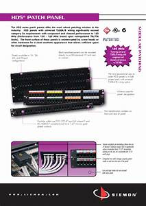 Patch Panel Hd5 Manuals