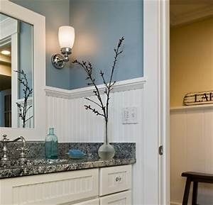 Dining rooms with beadboard best home decorating ideas for Bead board in bathroom