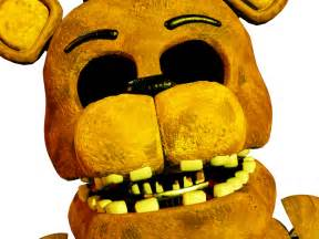 Withered Golden Freddy Jump Scare