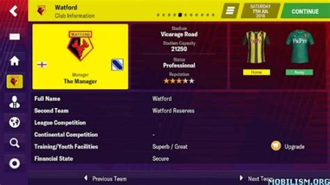 Mobile Gratis Per Android by Football Manager 2019 Mobile Gratis Android Apk
