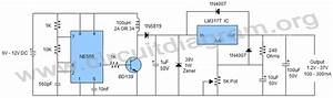 Dc To Dc Adjustable Step Up Boost Power Supply    Converter